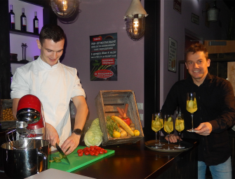Pop-up restaurant in Nieuwerbrug per 9 februari