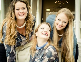Sexy voices van the First Ladies in Evertshuis