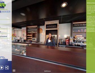 Nieuwe, unieke website Winkelcentrum Miereakker Reeuwijk