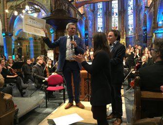 Johannes Passion brengt 5.000 euro op voor kinderen Groene Hart
