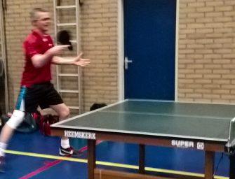 Reeuwijk 1 wint thuis van TOP 2