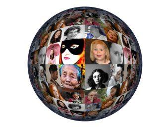 Internationale Vrouwendag (gisteren)