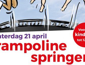 BOV Trampoline springen