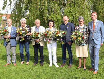 Lintjesregen in Bodegraven-Reeuwijk 2018