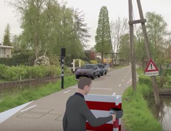 Verkeersmaatregelen Plassengebied Reeuwijk