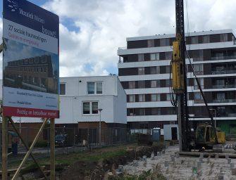 Start nieuwbouw 27 eengezinswoningen Graafse Waard in Bodegraven