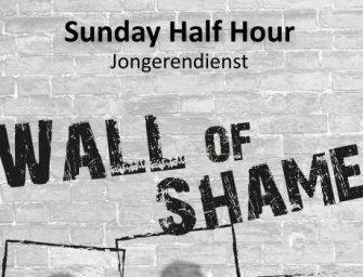 Sunday Half Hour, kerkdienst van een half uurtje