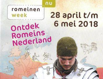 Romeinenweek in Bodegraven