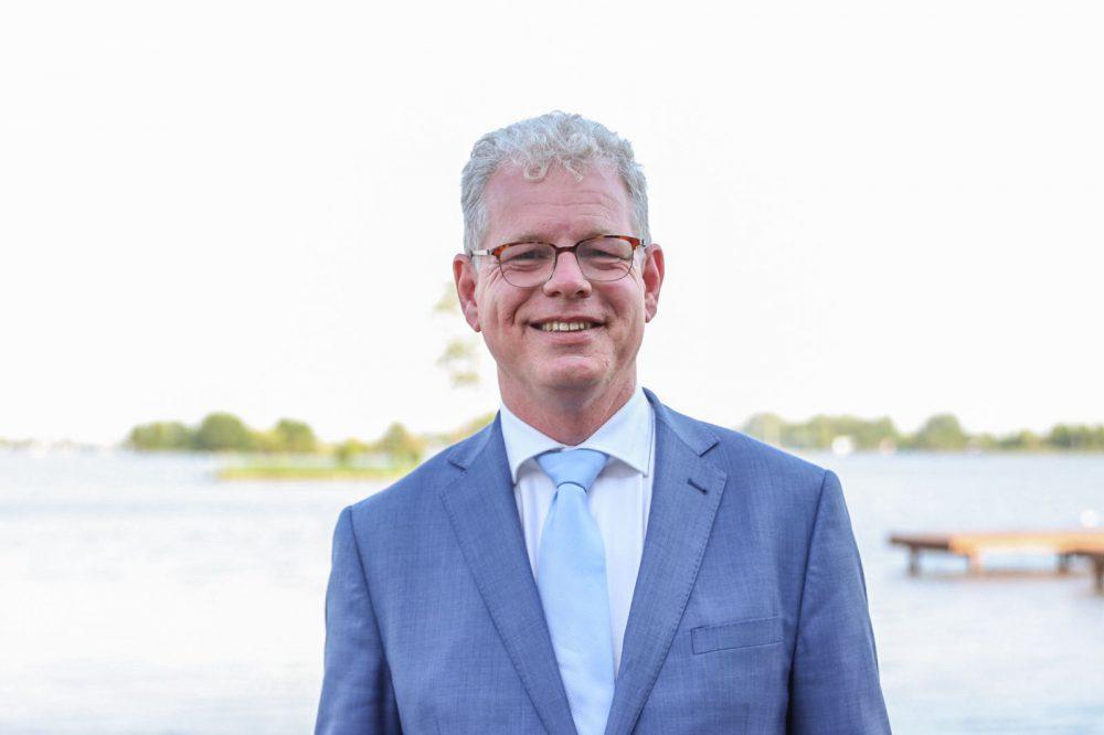 """Wethouder Dirk-Jan Knol:  """"Komen financieel niet weg met de kaasschaafmethode"""""""