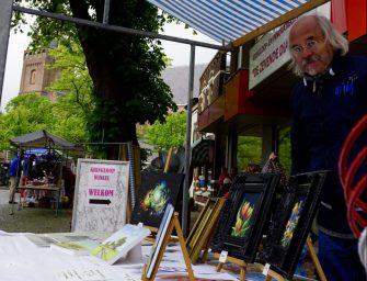 1e Streekmarkt van 2018 in Bodegraven