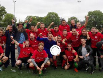VV Bodegraven zaterdag 1 kampioen