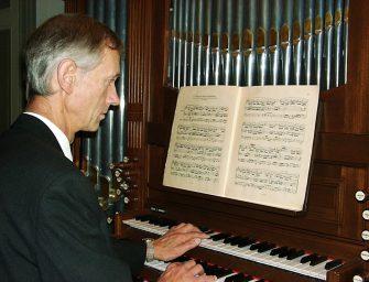 Organist Herman van Vliet overleden