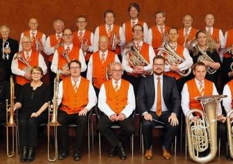 Hagepreek met Brassband naar Bodegraven