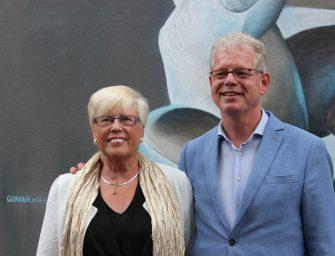 Kunstzinnige start Kunstroute en Street Art Festival
