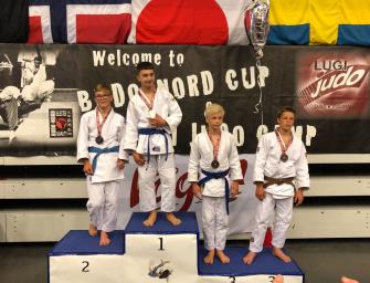 Bodegraafse Judoka's in Zweden