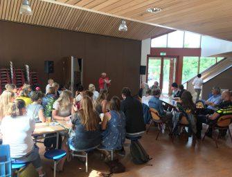Willibrordschool kan niet zonder vrijwilligers en viert feest!