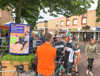 Foto's Rabo Fietstocht in Bodegraven