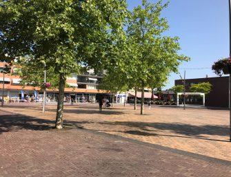 Veranderingen Raadhuisplein in Bodegraven