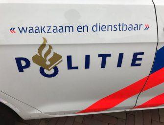 Wielrenner gewond na aanrijding met politieauto