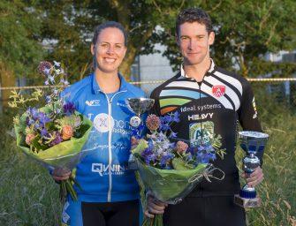 30e TTB clubkampioenschappen gewonnen door Nadine Naaijkens en Sven Strijk
