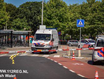 Zwaargewonde man aangetroffen in Bodegraven