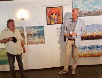 Overweldigende reacties bij opening nieuwe expositie POP-UP Galerie