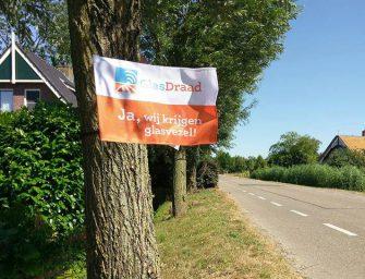 GlasDraad Groene Hart Zuid legt ook glasvezel aan in Bodegraven-Reeuwijk