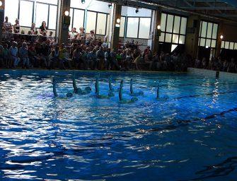 BZ&PC bij landelijke synchroonzwemwedstrijd