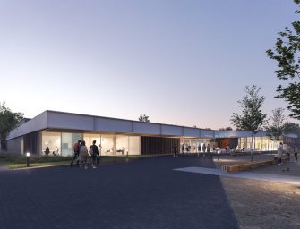 Video: Eerste ontwerp nieuw zwembad in Bodegraven gepresenteerd