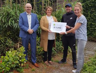 Donatie 10 van Boreft 2018 aan Hospice Bodegraven-Reeuwijk