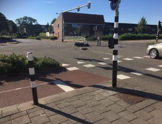 Ongeval kruising Goudseweg/Cortenhoeve Bodegraven