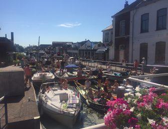Vaar- en zwemverbod op Leidsche Rijn en beperkte doorvaart sluis Bodegraven
