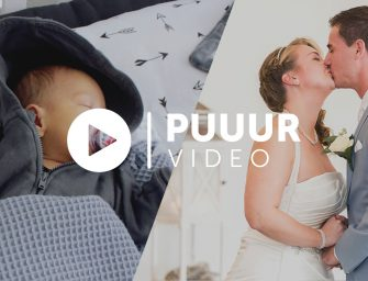 Newborn- en trouwvideo's door Puuur Video