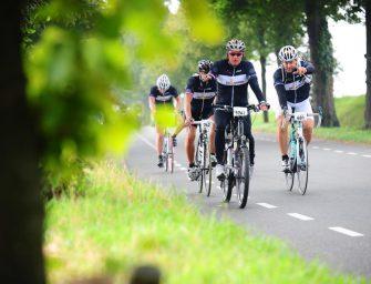 Race voor Kees! Bodegravers fietsen voor Parkinson
