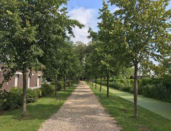 Begraafplaats Vredehof wordt uitgebreid