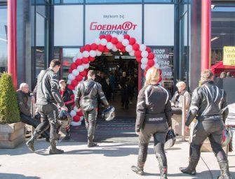 Goedhart Motoren mag iedere zondag open