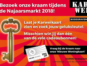 """Karwei Bodegraven Braderiebericht 2018"""