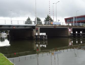 Werkzaamheden aan de Burgemeester Crolesbruguitgesteld