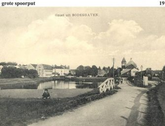 Fotovoorstelling27september: Stationsweg en Spoorlaan in beeld