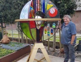 Bijzonder nieuw kunstwerk van Marry Buiks te zien in Bodegraven