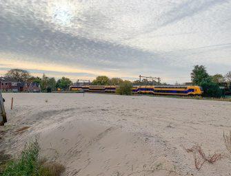Vrees voor woningschade door treintrillingen