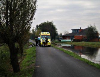 Hulpdiensten naar Reeuwijk voor twee incidenten