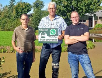 WhatsApp preventieborden