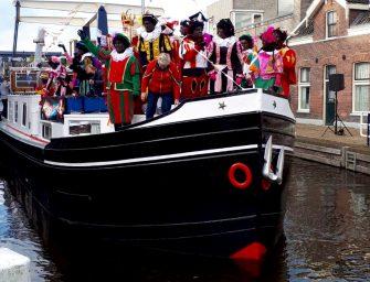 Intocht Sinterklaas in Bodegraven
