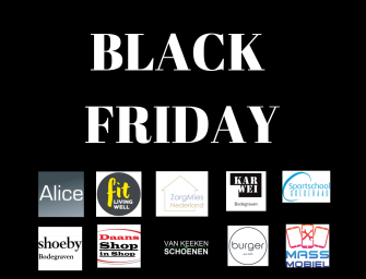 Deze ondernemers doen mee aan BLACK FRIDAY!