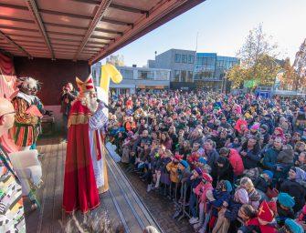 VIDEO: Sinterklaas komt aan in Bodegraven