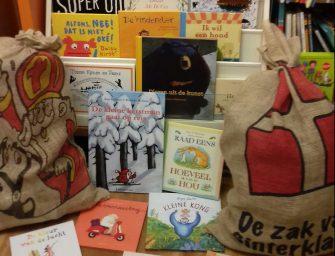 The Read Shop Express Karssen speelt voor Sinterklaas