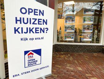 Open Huizen Route bijVreeken & Meijer makelaardij