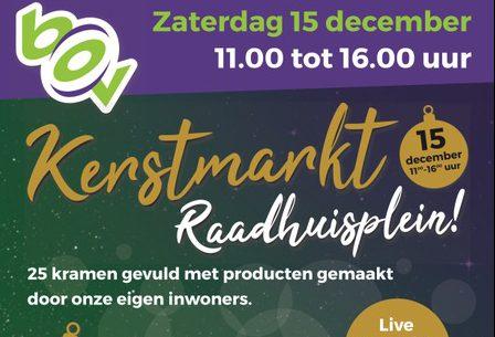 Kerstmarkt Bodegraven Heeft Meer Dan 25 Kramen Rebonieuws Nl