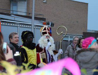 Sinterklaas op De Wegwijzer